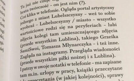 Portal kozirynek. online w opowiadaniach Piotra Kaczorowskiego.